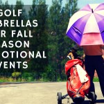 The top 4 Golf Umbrellas  For Fall Season Promotional Events