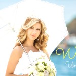 Add A Fairy Tale Charm To Your Wedding Day With Personalized Wedding Umbrellas