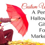 Custom Umbrellas Will Make A Perfect Halloween Gift For Marketers