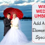 Winter Wedding Umbrellas – Add A Quixotic Element To Your Special Day!
