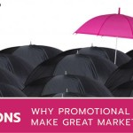 Three Reasons Why Promotional Umbrellas Make Great  Marketing Gifts