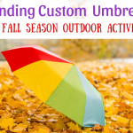 Custom Umbrellas For Fall and Winter Promotions
