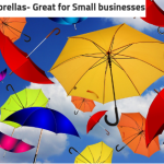 Imprinted Umbrellas – Just Right for Promoting Small Businesses