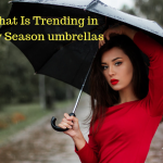 Custom Umbrellas- See What Is Trending During Holiday Season