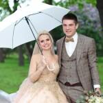 Custom Wedding Umbrellas- Must- Have Accessories For The Outdoor Wedding Season